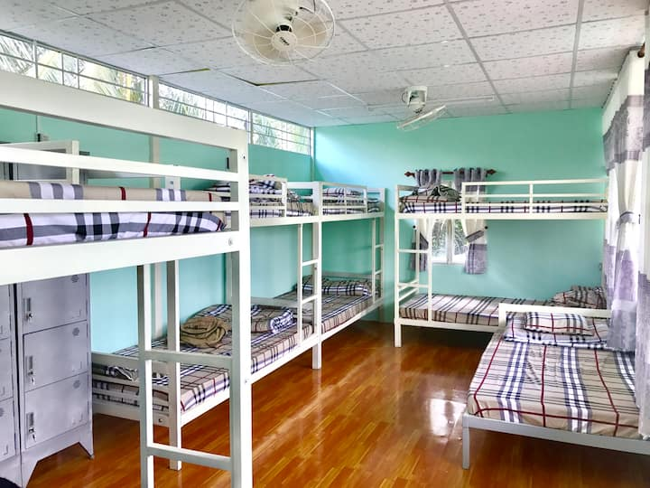 Authentic Homestay Nha Ngoai -Male Dorm ☀️
