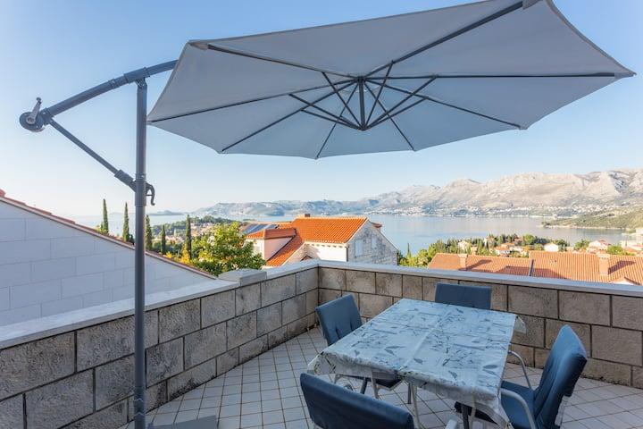 Family apartment in Cavtat