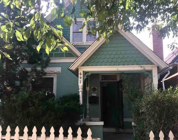 Historic Baker Bird House