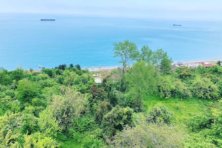 Doğa ve Deniz Manzaralı Daire