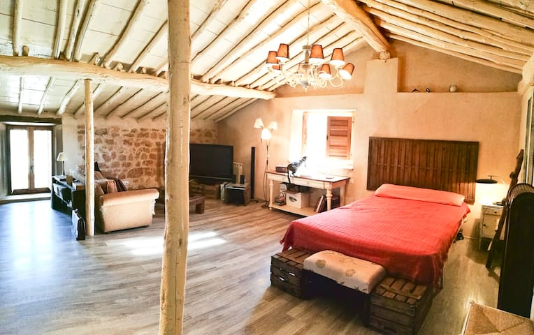 The warm dorm in the countryside of Salamanca - Aldearrubia