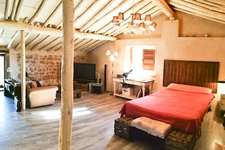 The warm dorm in the countryside of Salamanca - Aldearrubia - Kollégium