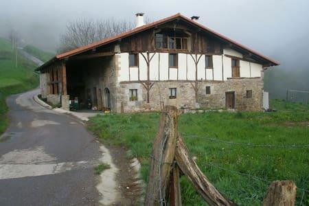OTARDI LANDA ATERPETXEA (albergue Otardi) - Asteasu