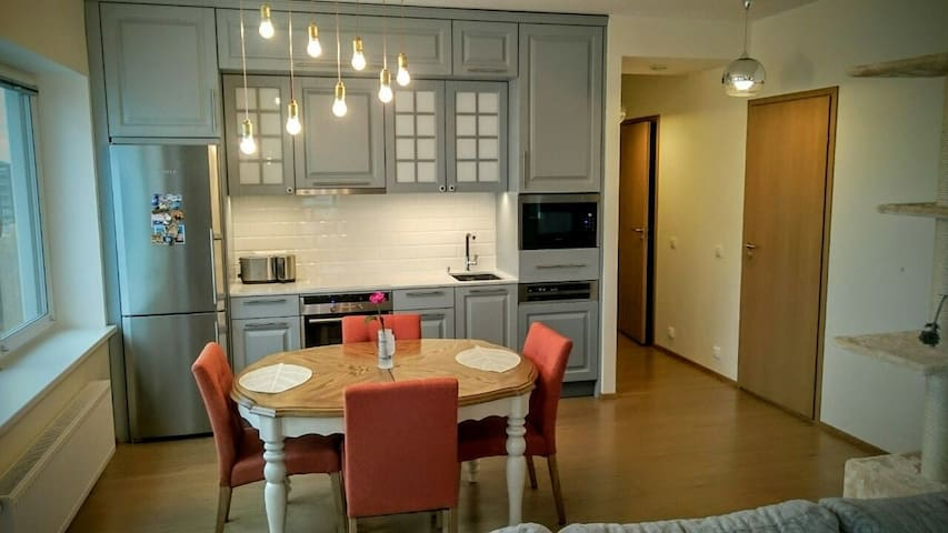 New development modern aparment - Tallinn - Appartement