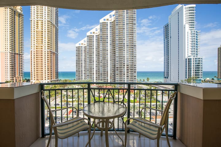 GORGEOUS KING DAVID BLD 3BD/2BTH CONDO OCEAN VIEW