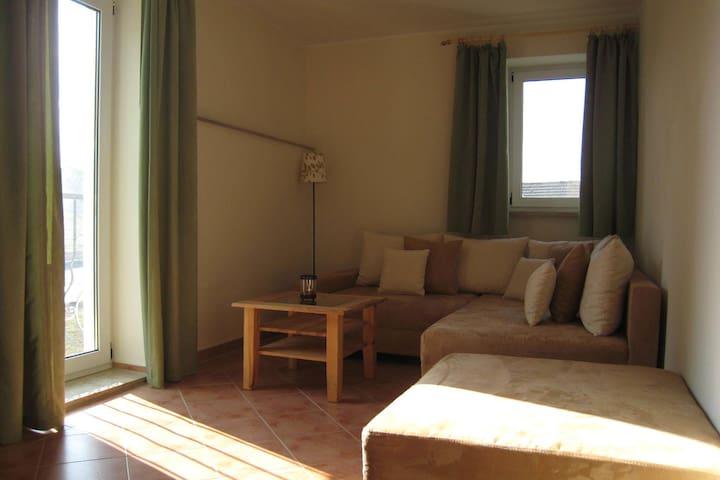 Luxury Apartment in Friedland Brandenburg with garden