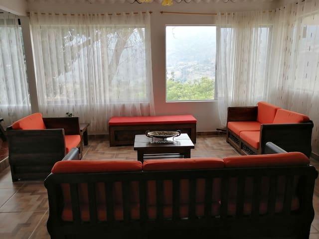 Casa de campo y descanso Caqueza Cundinamarca