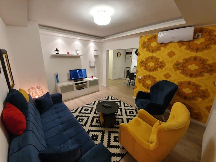 Apartman Delta City