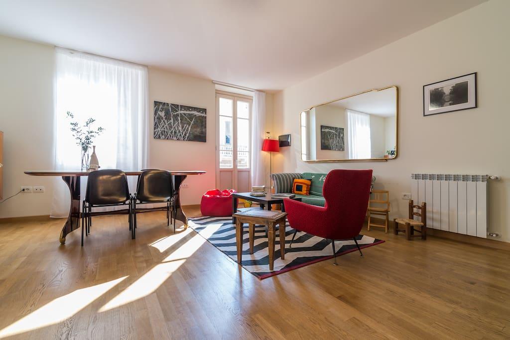 Stanza con bagno privato in centro appartamenti in - Stanza con bagno privato roma ...