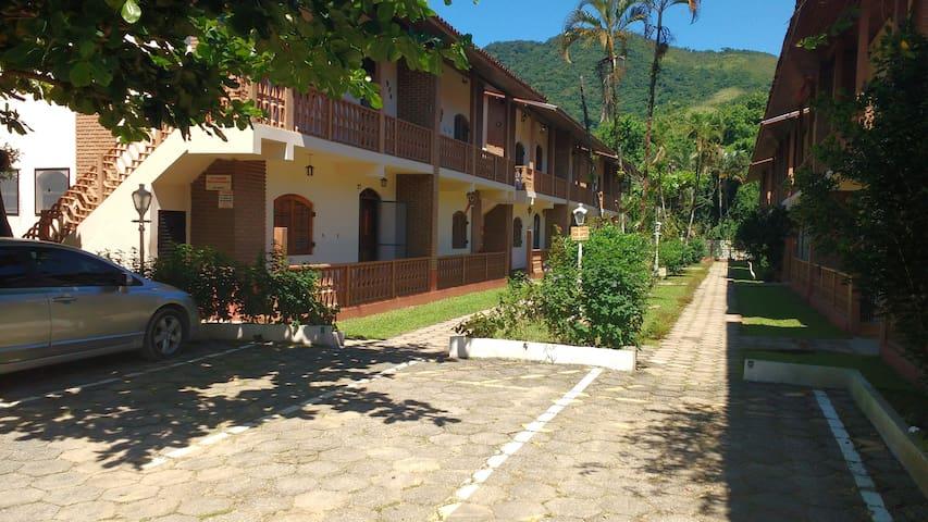 Ubatuba chalé - Maranduba - Apartment