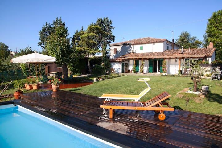 Villa S.Paolo - ริมินี - วิลล่า