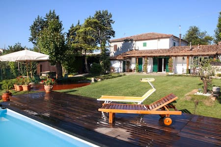 Villa S.Paolo - Rimini - Casa de campo