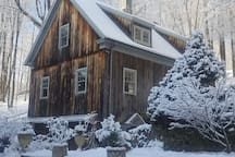 Incredible barn in country setting
