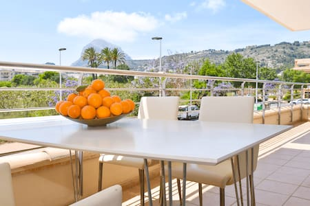 LUMINOUS APARTMENT FOR EXCELLENT HOLIDAY IN JAVEA