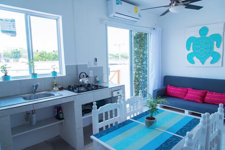 Comodo, limpio y amigable departamento Cocay Home1