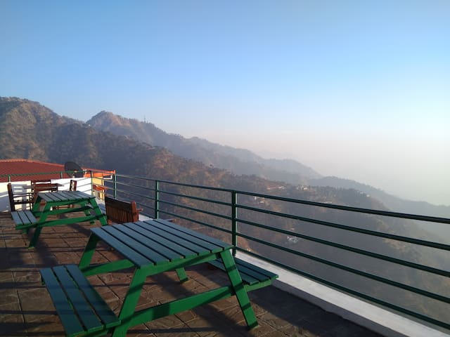 Valley View 2 Bed Room Private Cottage - Kasauli