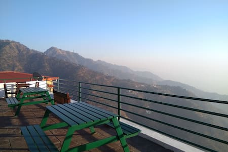 Valley View 2 Bed Room Private Cottage - Kasauli - Hotel boutique
