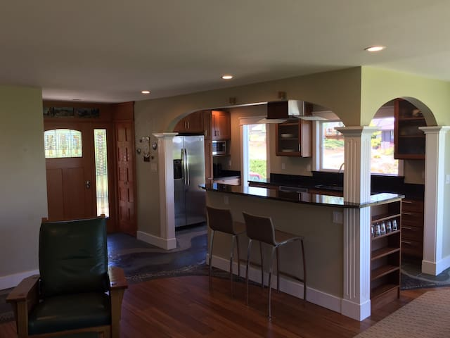 """Langley Artisan View Abode  (the """"LAVA"""")"""