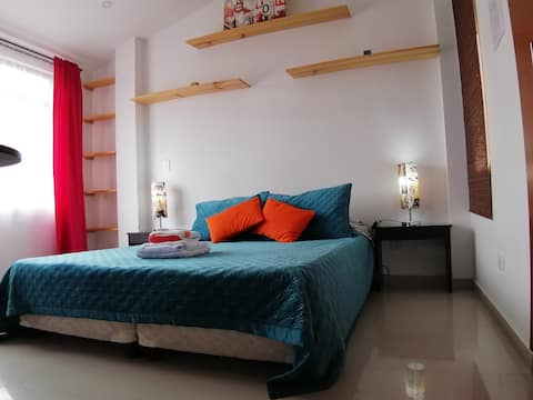 ★LARGE AND COMFORTABLE ROOM WITH PRIVATE BATHROOM★