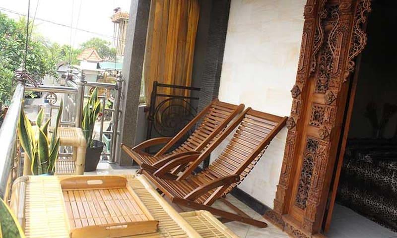 Bali Flower Villa - One Bedroom Villa - Sukawati