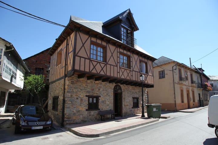 Casa Rural La Casina del Pozo - Bembibre - Casa