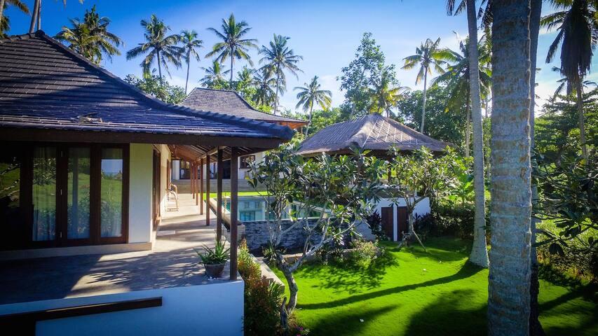 Beach Villa -  Balian Beach - 1 Bed