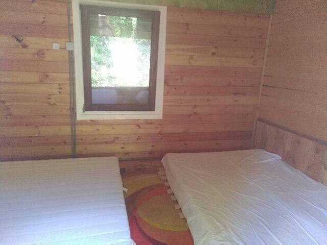 Campground oder Matratzenlager