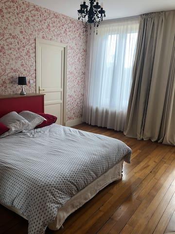 Bel appartement, spacieux et lumineux.