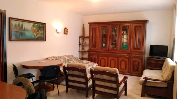 Appartement de 2 chambres à Scano Al Brembo, avec jardin clos et WiFi