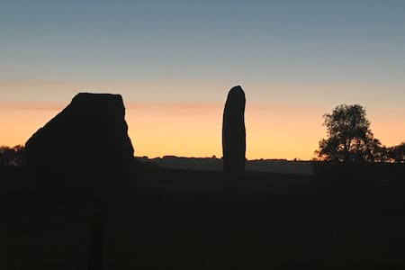 Peaceful Place in Avebury