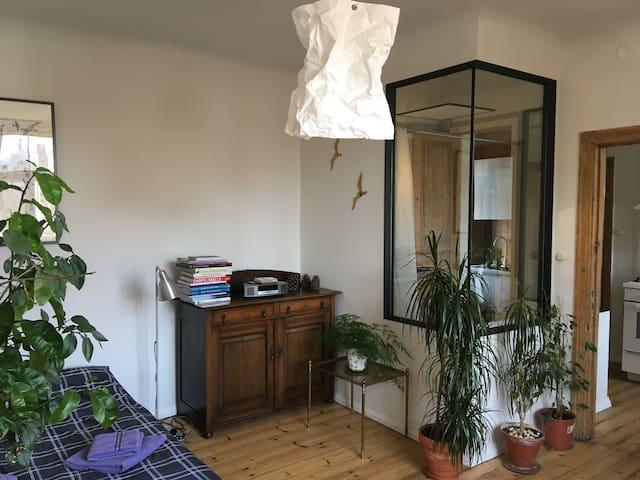 Sunrise apartment in the quiet centre