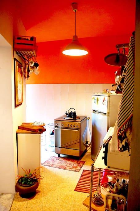 Cucina- Kitchen