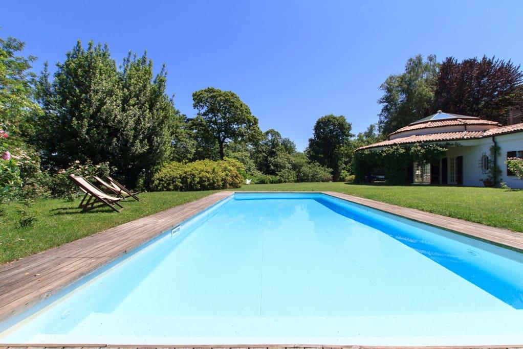 Villa Monti, Dormeletto Arona Lake Maggiore - Villa Monti, Dormeletto Arona Lake Maggiore - NORTHITALY Villas Vacation rentals