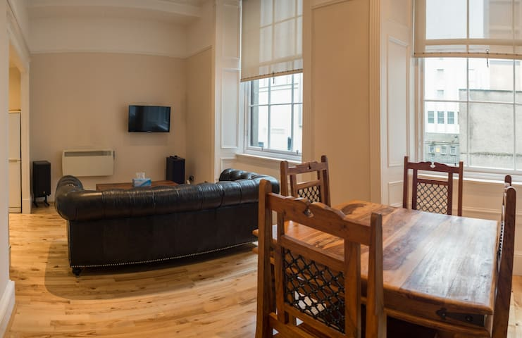 Best Location! Stunning one bed flat in the heart of Glasgow - Glasgow - Appartement