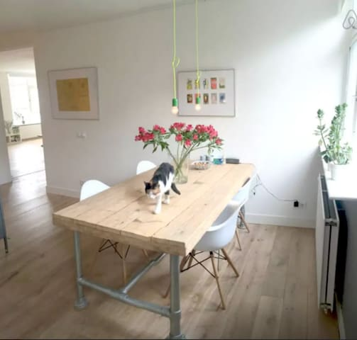 Central, Clean, Canal View, Room. - Amsterdam