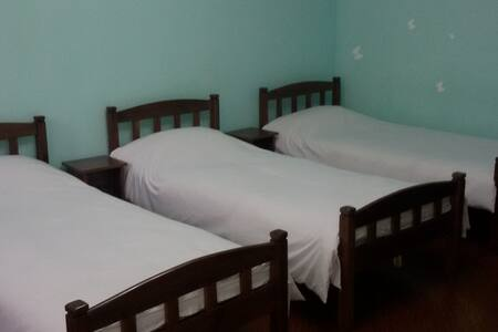 Triple room guest house