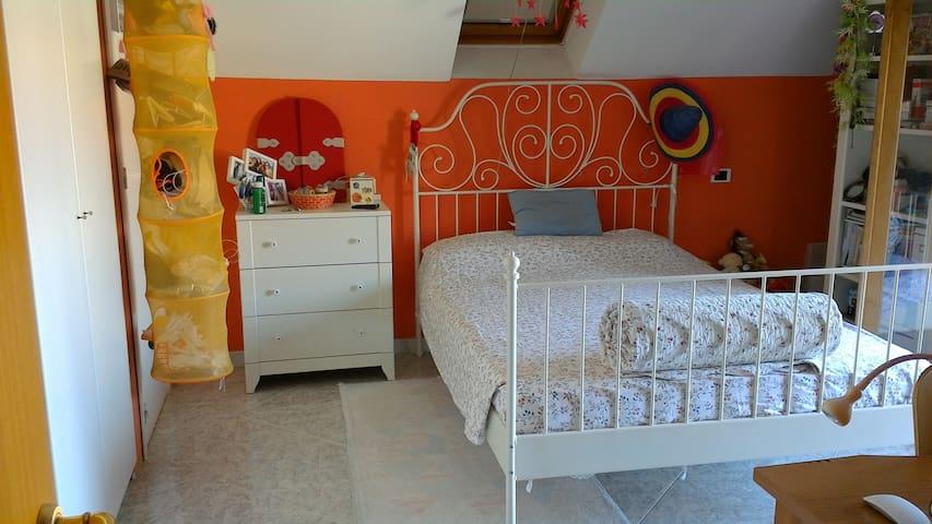 Ampia camera a due passi dal mare - San Benedetto del Tronto - House