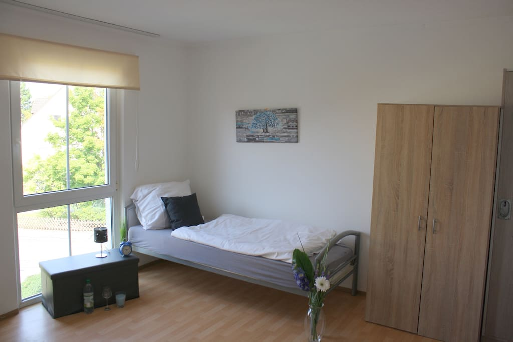 sch ne monteurwohnung 3 schlafzimmer amberg flats for rent in amberg bayern germany. Black Bedroom Furniture Sets. Home Design Ideas