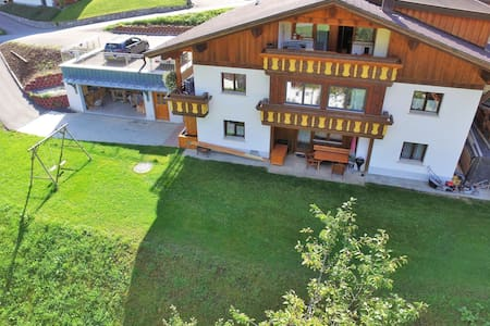 Lovely Apartment on Mountain Slope in Silbertal Austria