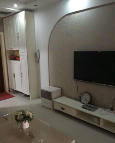 金世豪庭 2室1厅1卫,拎包入住 - Baoding Shi - Appartement