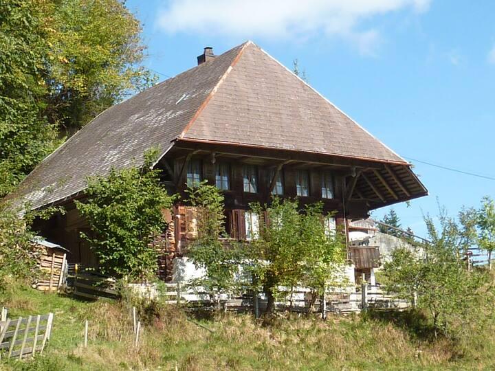 Sunnsytli das gemütliche Ferienhaus im Emmental