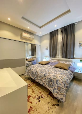 Charming Apartment in North Riyadh