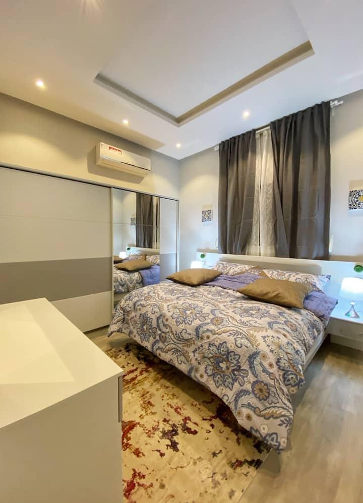 Charming Apartment in North Riyadh