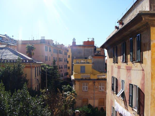 Come to Genoa - Genova - Apartemen