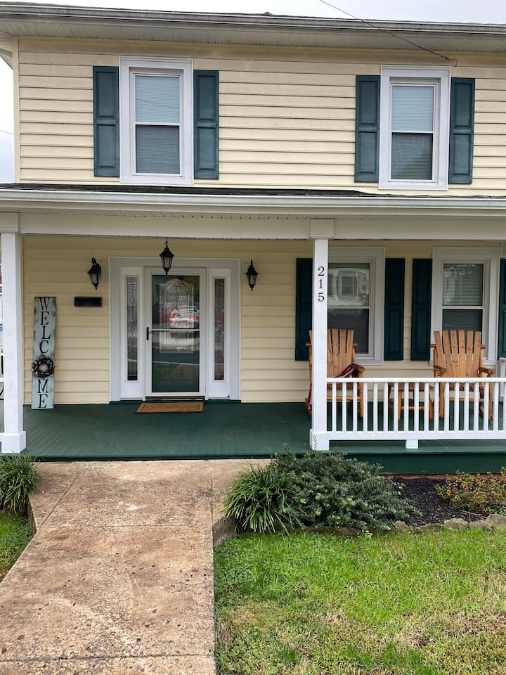 Historic Culpeper home