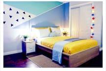 Modern Luxury 1 Bedroom Apartment