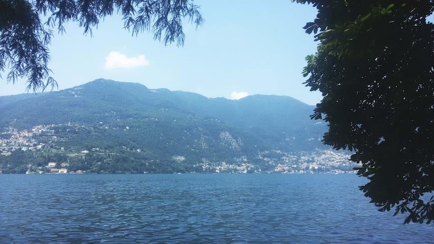 La Casa al Lago - Blevio - Lägenhet