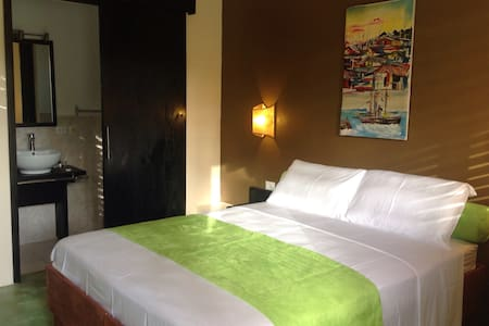 Hotel Enjoy chambre n6 - Las Terrenas - Bungalow