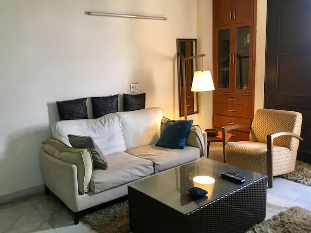 Clean and quite private room in Malviya Nagar