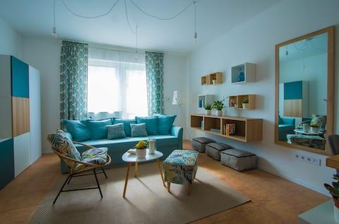 Teubel apartman 1 - Székesfehérvár központi részén